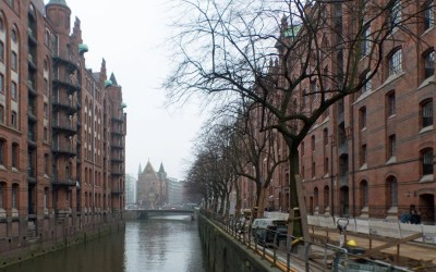 Speicherstadt, Hamburg: Bridges, Canals and Warehouses