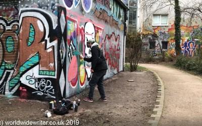 Graffiti or Street Art? St Pauli and the Schanzenviertel, Hamburg