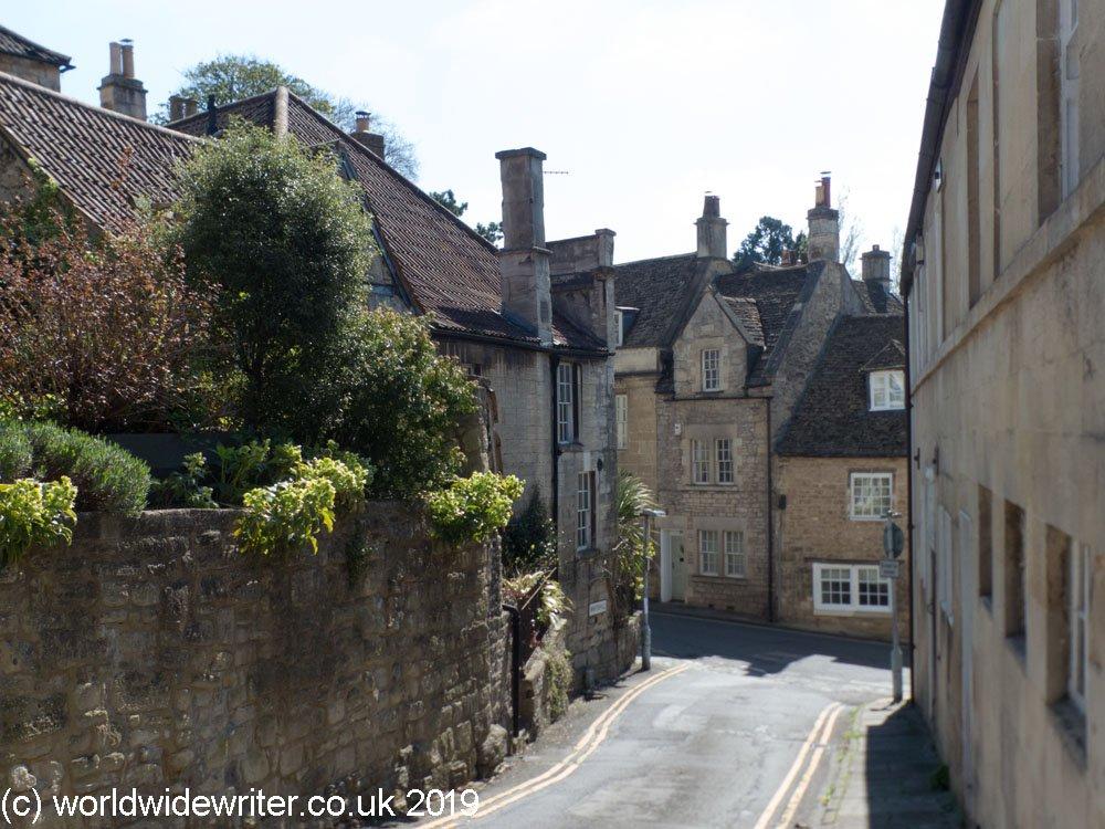 Bradford on Avon houses