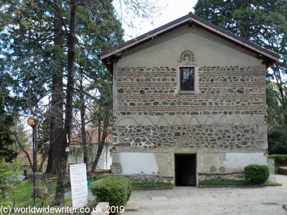 Boyana Church, Sofia