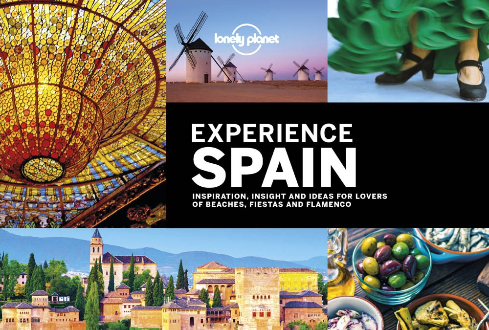 Book Review: Experience Spain from Lonely Planet