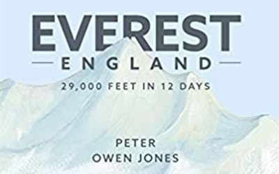 Book Review: Everest England by Peter Owen Jones