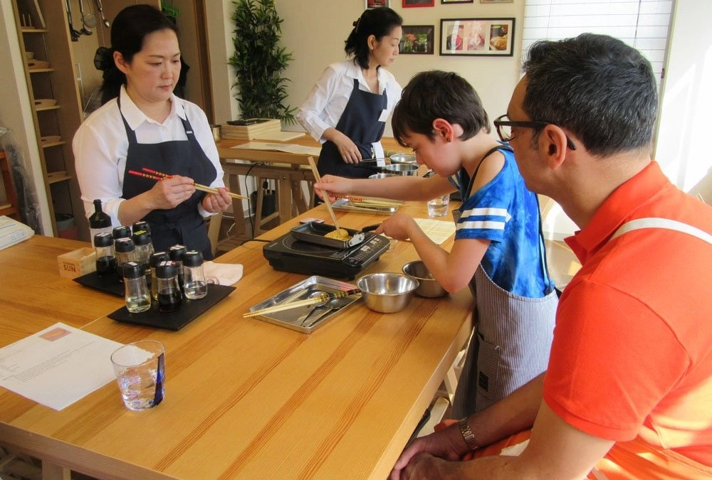 Sushi, Fish and Fast Food: Exploring Japanese Cuisine in Tokyo