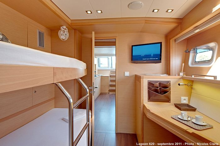 Lagoon 620 LAGOON 620 6 Cabins Version For Sale