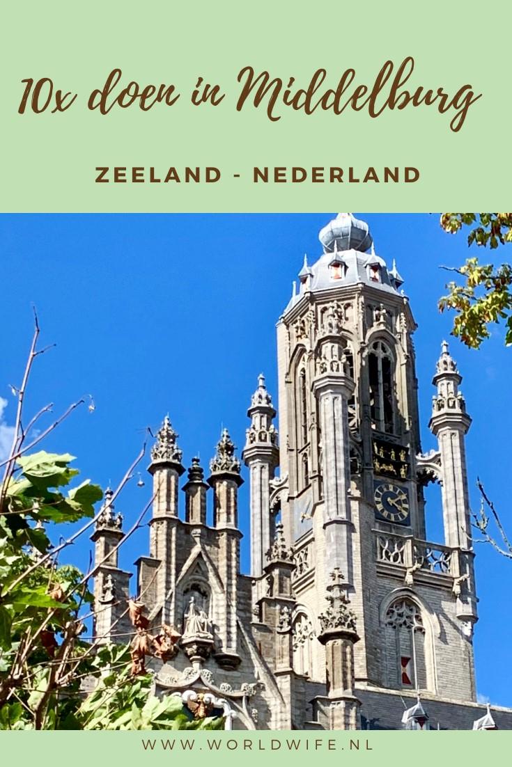 Wat te doen in Middelburg   Tips voor een stedentrip in Middelburg, Zeeland, Nederland