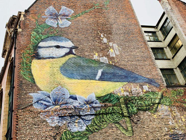 street art Manchester
