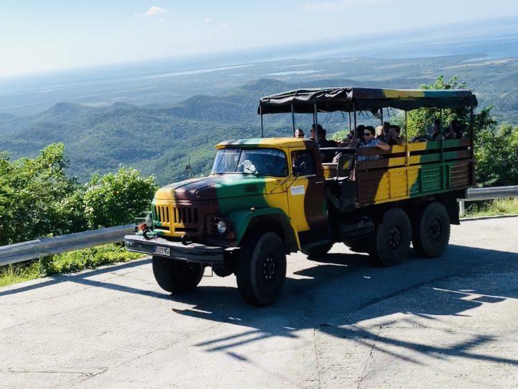 Excursie Topes de Collantes vanuit Trinidad