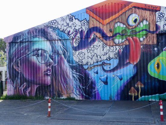 street art Amsterdam Noord