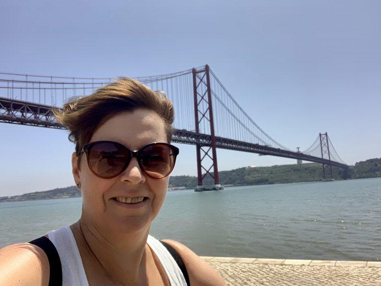 Fietstocht Lissabon