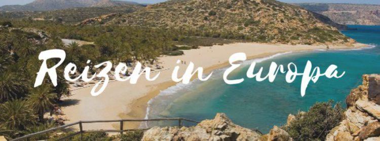 Reizen en vakantie in Europa