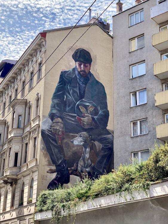 street art Wenen