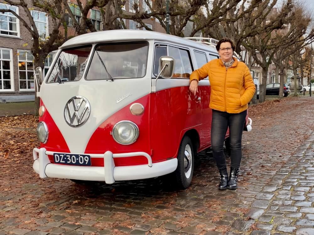 Doen in Nederland: een VW T1 huren #volkswagenbusje #roadtrip