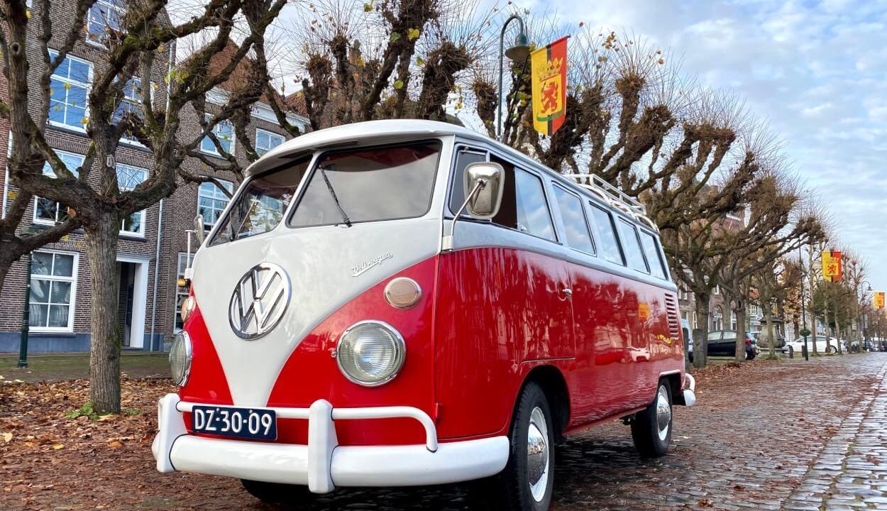 Dagje weg in Nederland? Huur een volkswagenbusje en rijdt ermee langs de Zuiderwaterlinie