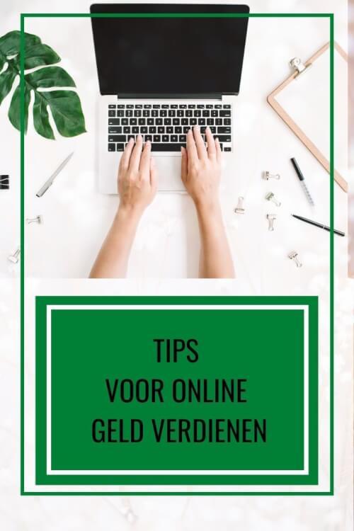 tips voor online geld verdienen | in 4 stappen locatie-onafhankelijk werken | hoe word je een digital nomad