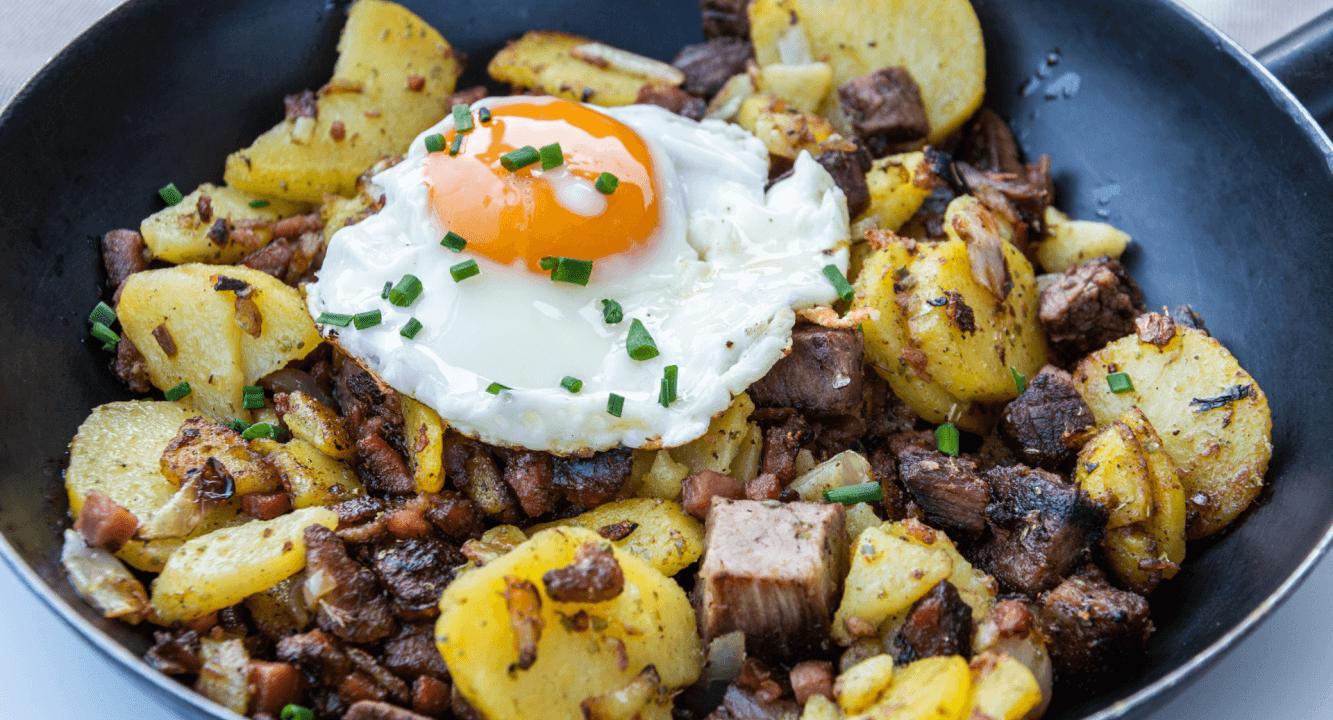Met dit recept maak je zelf Tiroler Gröstl in een handomdraai.