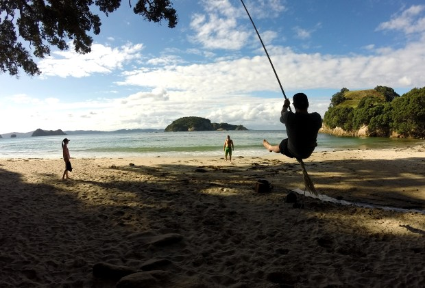 Cathedral Cove | Coromandel Peninsula | Hahei | North Island | New Zealand