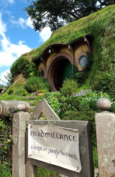 Hobbiton | Lord of the Rings filming site | North Island | New Zealand