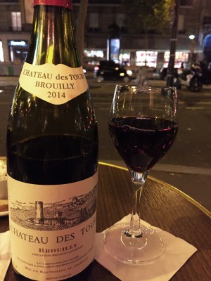 Drinking French wine | Paris | France