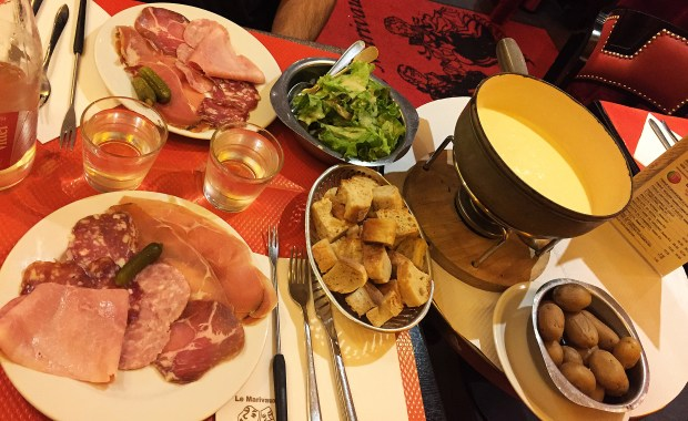 Lle Marivaux | Swiss Fondue | Paris | France
