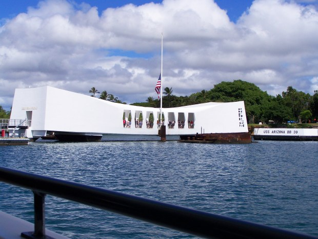 USS Arizona memorial | Pearl Harbor Museum | Oahu | Hawaii