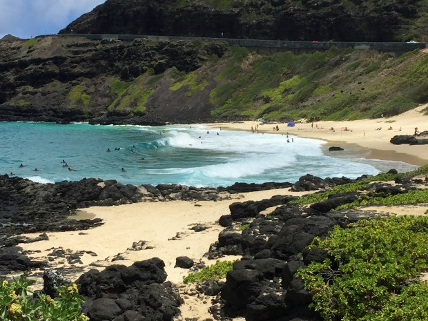 Makapu'u Point beach | Oahu | Hawaii