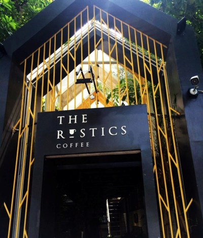 Best iced coffee at Rustics Coffee | Hanoi | Vietnam
