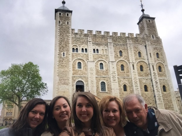 Tower of London | Hop-on Hop-off Bus Tour | London | England