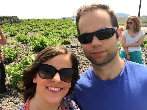 Santorini Food and Wine Tours | Domaine Sigalas winery | Oia | Santorini | Greece