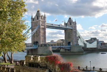 5 Days in London Itinerary | Tower Bridge | London | England