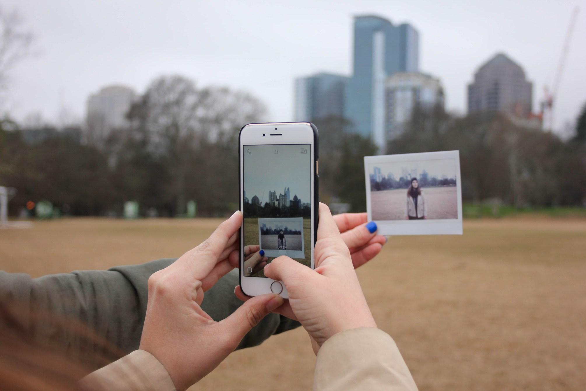 Bildbearbeitung Social Media