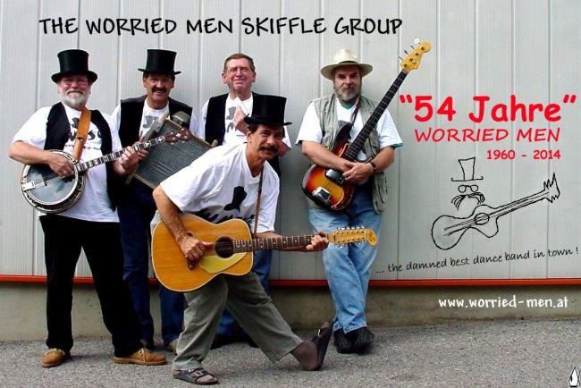 Worried Men Skiffle Group