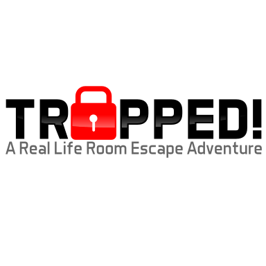 Trapped! Escape Room Logo