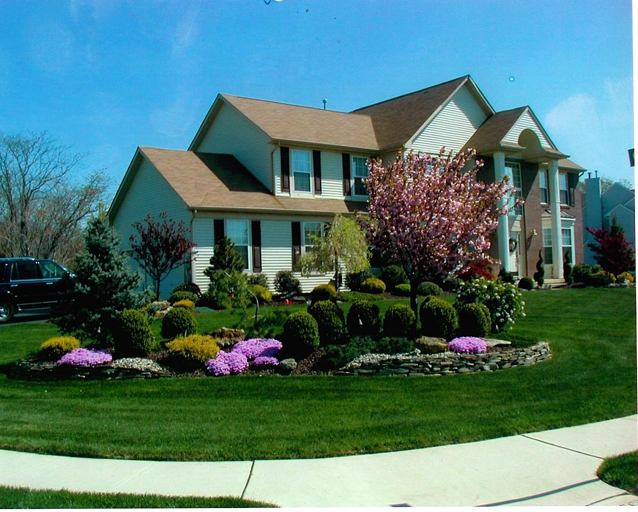 high quality landscaping in rhode