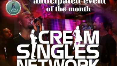 Photo of COZA Presents CREAM Singles Network | May 21st