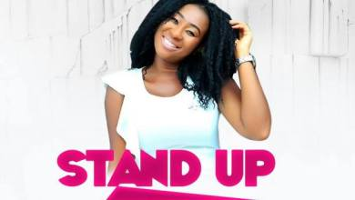 Photo of Naomee 'Da Diva' Wows With New Single, Stand UP