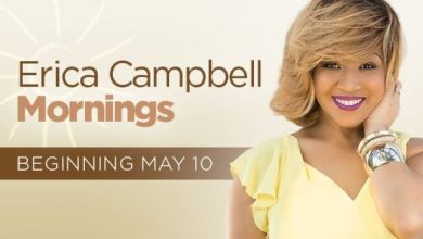 Photo of Erica Campbell To Host Nationally Syndicated Radio Show