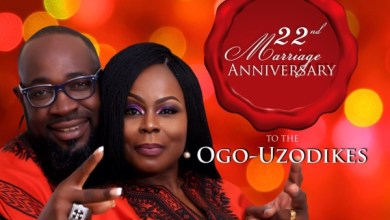 Photo of WOW! It's 22 Years Of Marital Bliss For Gospel Minister, Isabella Melodies & Spouse, Pastor Ogo Uzodike