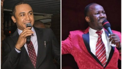 Photo of OAP Freeze Comes For Apostle Suleman, Calls Him a Traitor (See here)
