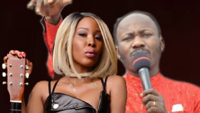 Photo of Stephanie Otobo's Father — My Daughter Lied Against Apostle Johnson Suleman