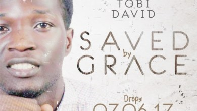 "Photo of Anticipate ""Saved by Grace"" by Tobi David"