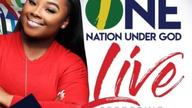 "Photo of Jekalyn Carr Preps For New Live Recording, ""One Nation Under God,"" June 22nd In Mississippi"