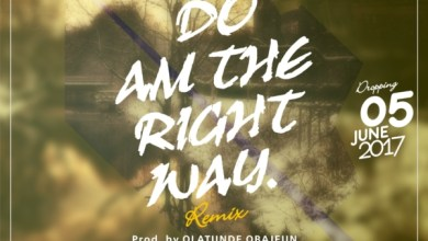 """Photo of Anticipate """"Do Am The Right Way"""" Remix by Minister Sam @minister_sam"""