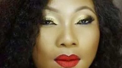 """Photo of """"My Son Has Gone To Be With Jesus"""" – Eucharia Anunobi Confirms Child's Demise"""
