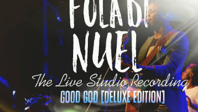 Photo of Folabi Nuel's 'Good God' Album Live Recording In Pictures | @Folabi_Nuel