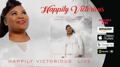 """Photo of Album Release: """"Happily Victorious Live"""" By Eunice U. @euniceumusic"""