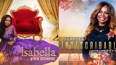 Photo of Isabella Melodies Releases 'A New Beginning & Indescribable' Albums @isabellamelodie