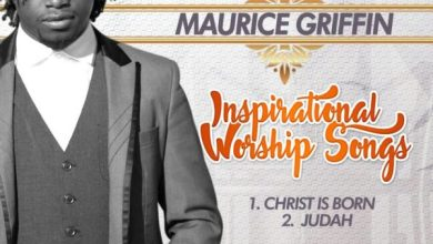 Photo of Maurice Griffin Drops CHRIST IS BORN & JUDAH @Mgministries