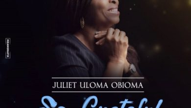 Photo of So Grateful by Juliet Obioma @julietobioma