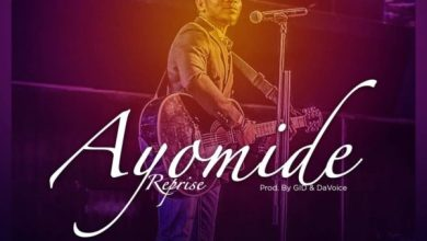 Photo of Ayomide(Reprise) By Da Voice @im_davoice