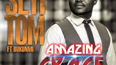 Photo of #FreshRelease: Amazing Grace By Seyi Tom @iamseyitom